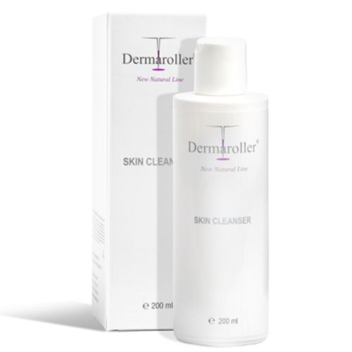 DERMAROLLER New Natural Line Skin Cleanser flüss.