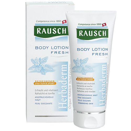 RAUSCH Bodylotion fresh