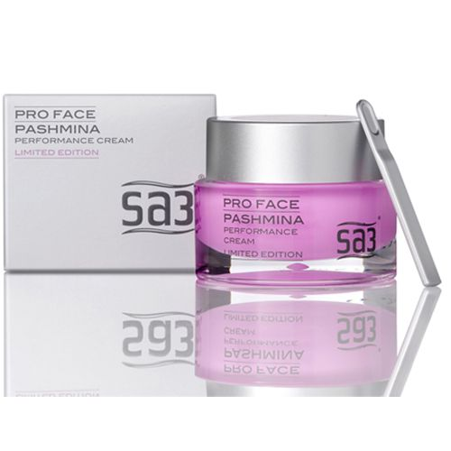 SA3 Pro Face Pashmina Performance Cream