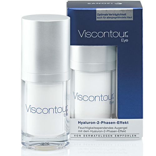 VISCONTOUR Eye Pumplösung